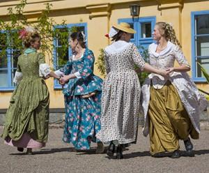 Trädgårdsfest Linné