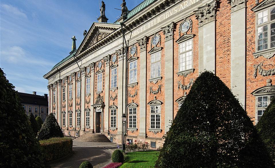Riddarhuset. Foto: